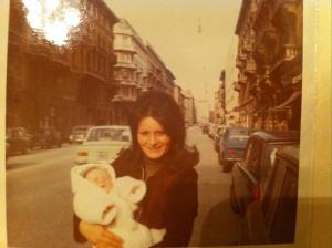 Io e La mia mamma a Milano