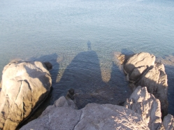 Agios Stefanos -spiaggia