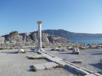 Agios Stefano -rovine antiche basiliche cristiane