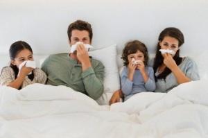 Influenza in famiglia
