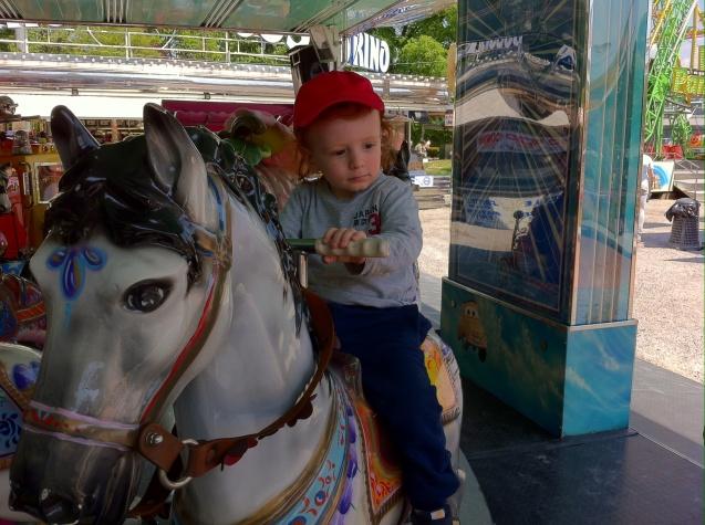 Sul cavallo