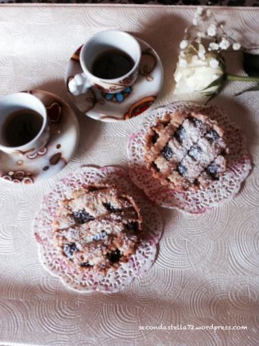 Crostatine a colazione