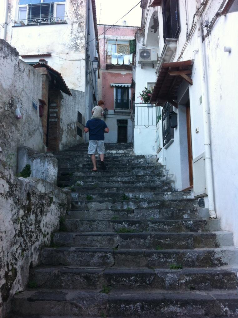 Minori, via Petrito