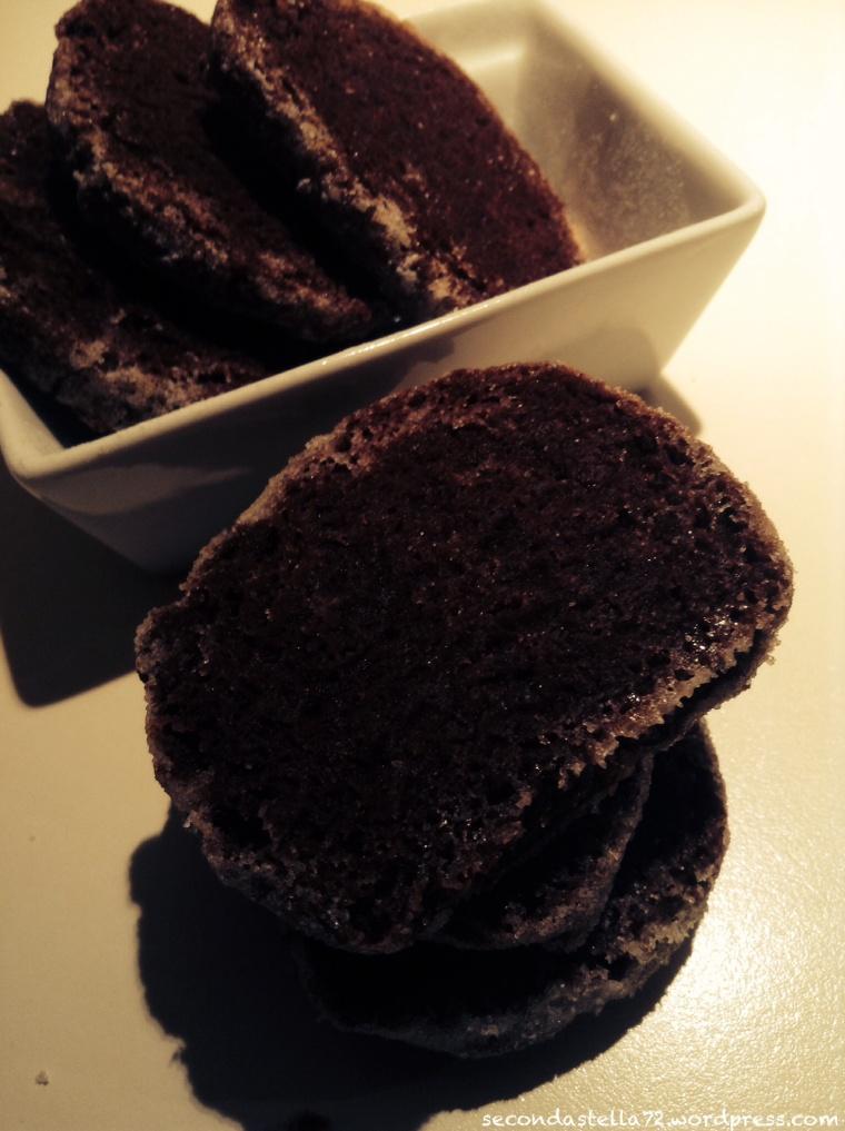Biscotti Heidesand al doppio cioccolato
