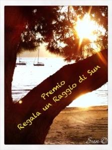 Premio regala un raggio di Sun