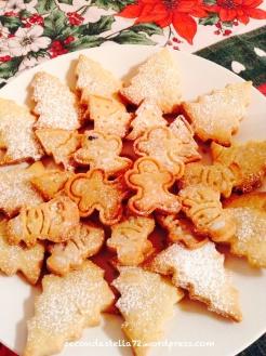 Biscottini speziati di Natale