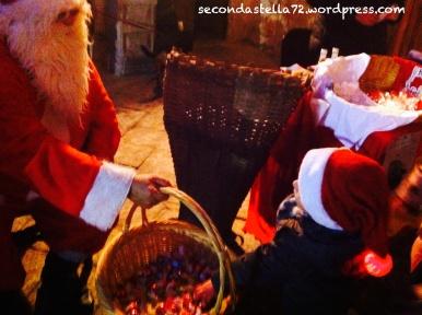 Incontro con Babbo Natale