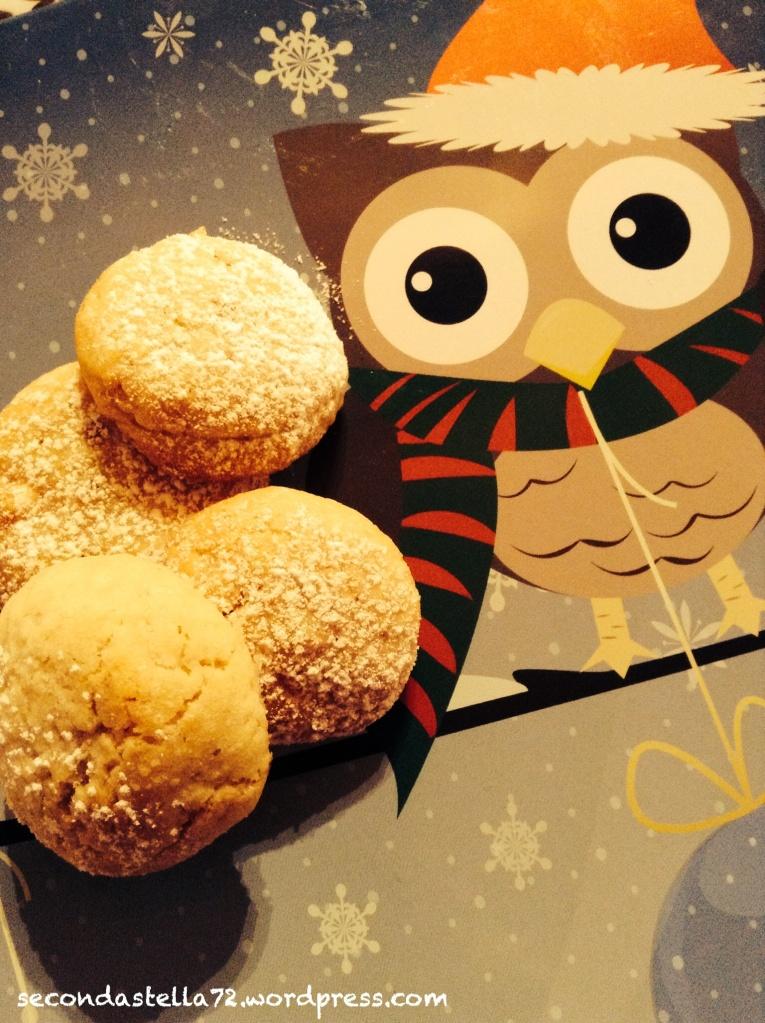 Biscotti cioccolato bianco e nocciole