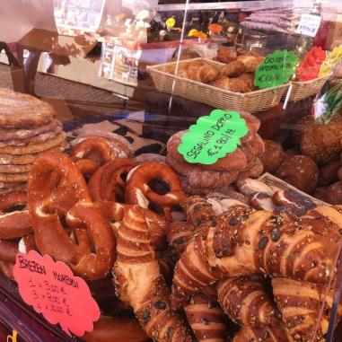 Mercatini di Natale, pane dal Trentino