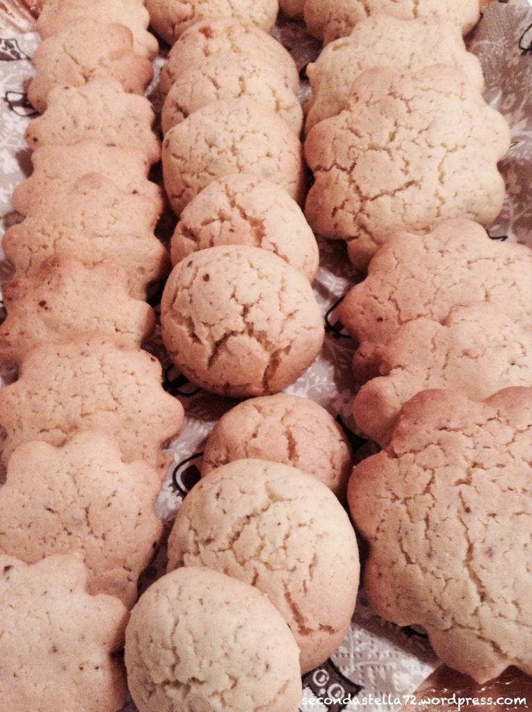 Biscottini con farina di riso