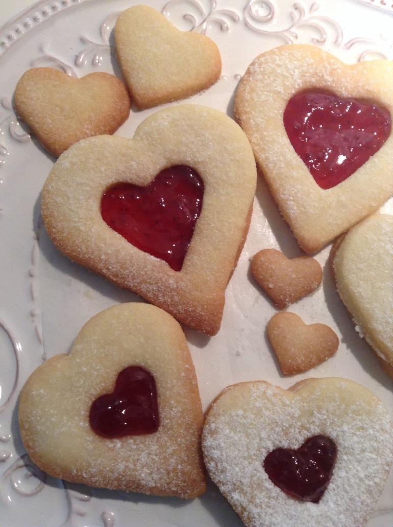 Biscotti di San Valentino