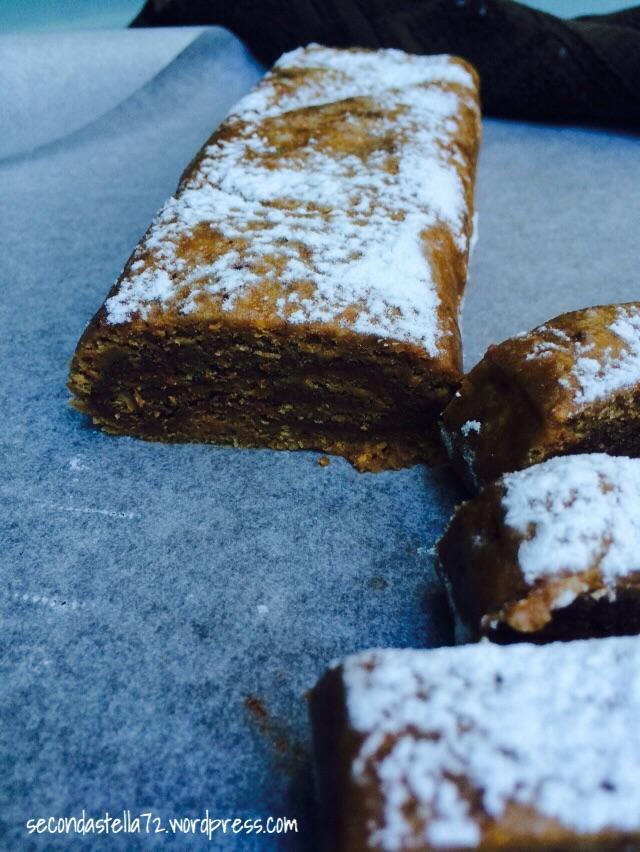 ROtolo di biscotti Plasmon e Nutella