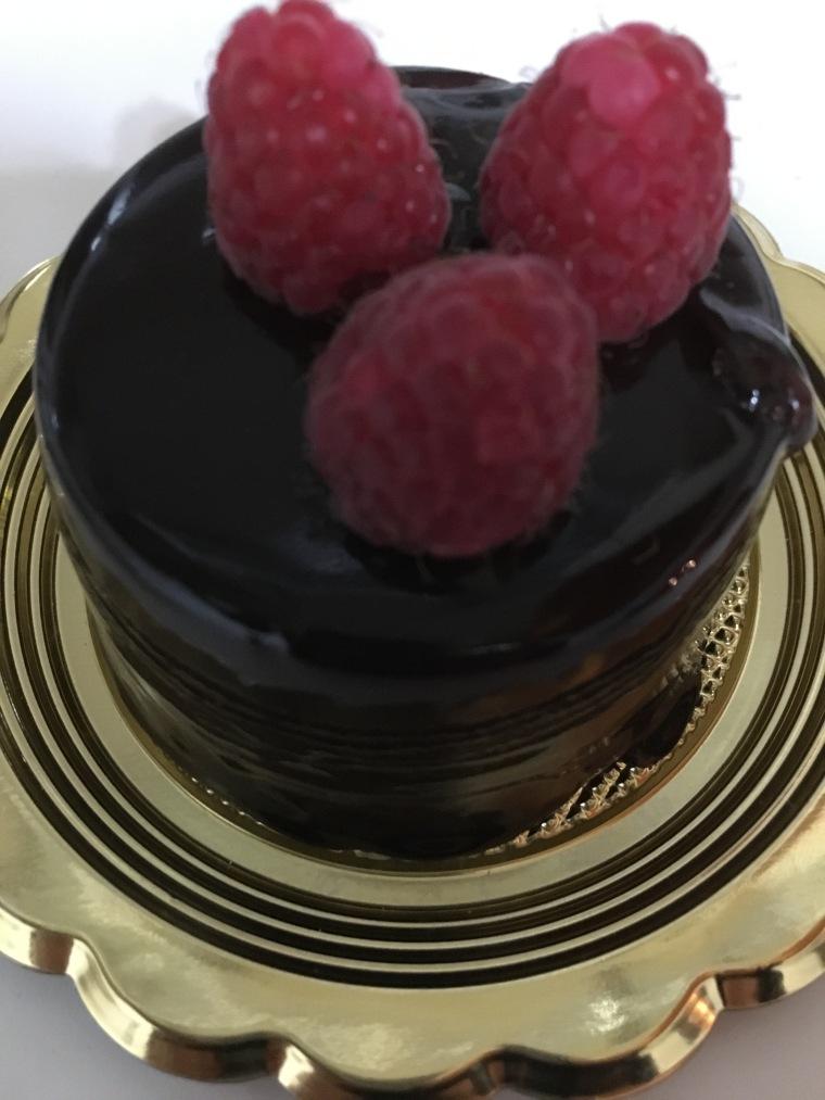 Mousse al triplo cioccolato