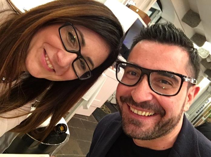"""Con Norman Di Lieto, autore del romanzo """"di tanto amore"""""""